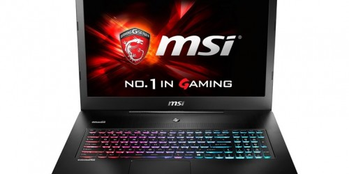 MSI GS72 6QE(Stealth Pro)-243TR i7 6700HQ-17.3-W10